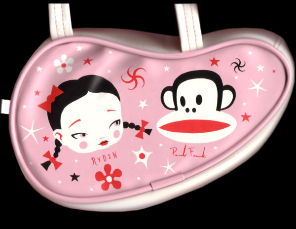 Mark Ryden-Paul Frank- Meat Purse Front - Click For Next Image